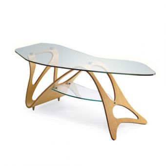 Arabesco Table- Design Carlo Mollino- Zanotta