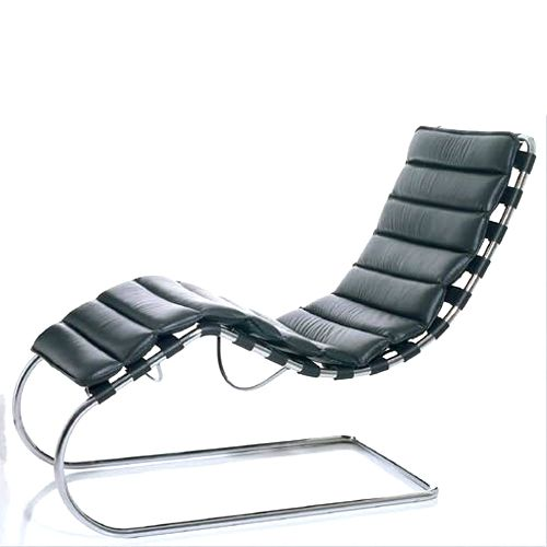 chaise lounge mr design mies van der rohe archistardesign
