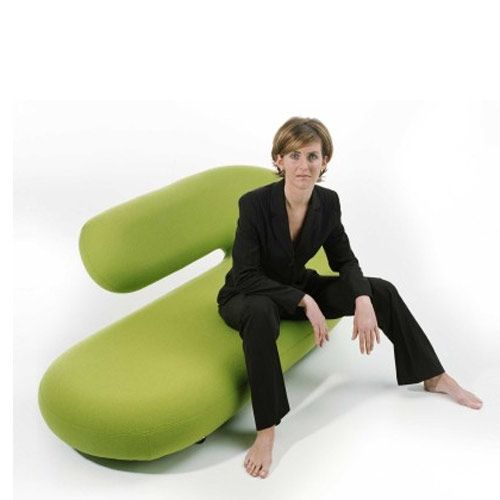 Cleopatra chaise longue design geoffrey harcourt artifort for Chaise cleopatra