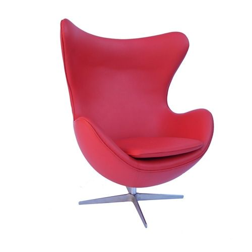 Poltrona Egg Jacobsen.Egg Chair Of Arne Jacobsen Archistardesign