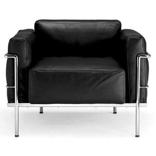 Grand confort soft armchair design le corbusier for Sofas gran confort