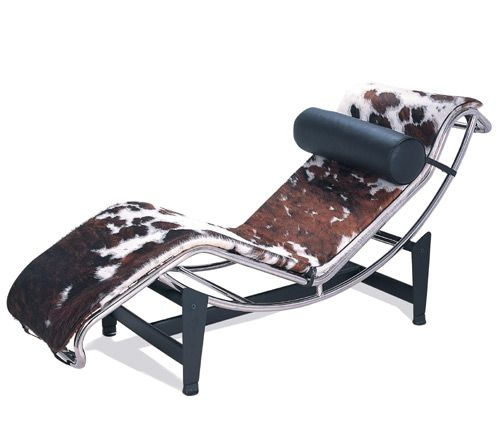 Chaise longue le corbusier archistardesign for Chaise longue lecorbusier