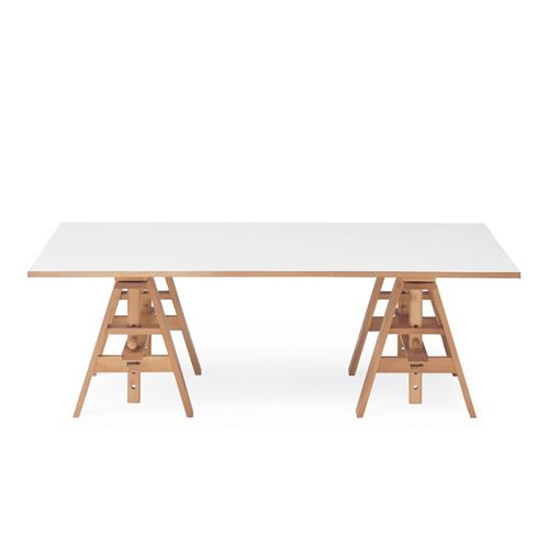 Leonardo Working Table Design Achille Castiglioni