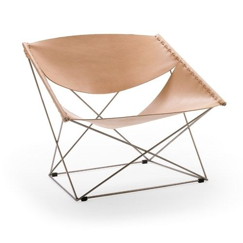 Combutterfly Chair Designer : ... Chairs » Butterfly lounge chair - design by Pierre Paulin - Artifort