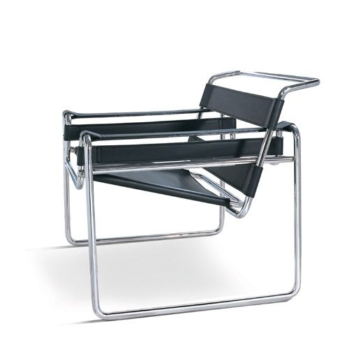 wassily chair design marcel breuer archistardesign. Black Bedroom Furniture Sets. Home Design Ideas