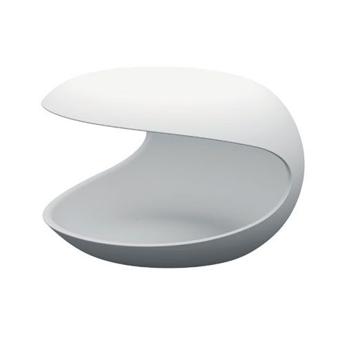 Shell table design salvatore indriolo zanotta white shell table design salvatore indriolo zanotta greentooth Gallery